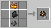 Craftingfirecharge