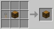 Craftingtrappedchest