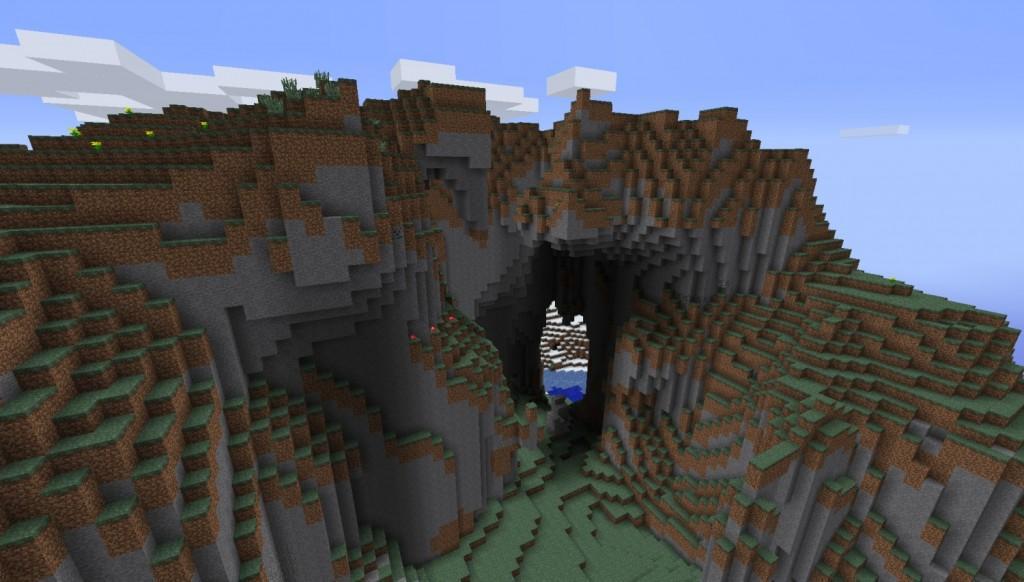 extreme hills minecraft