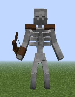 imagen esqueleto mutante png wiki minecraft en español fandom