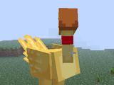 Chocobo amarillo