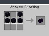 Bote de obsidiana