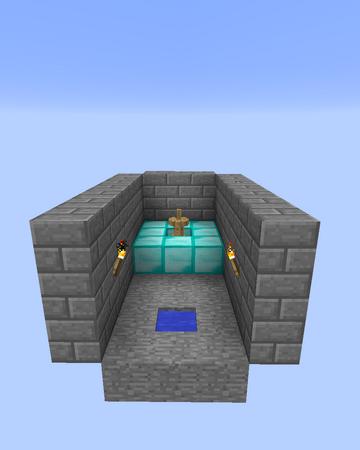 Herobrine Chamber Minecraft Fan Ideas Wiki Fandom