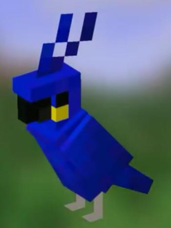 Parrot | Minecraft Mobs Wiki | FANDOM powered by Wikia
