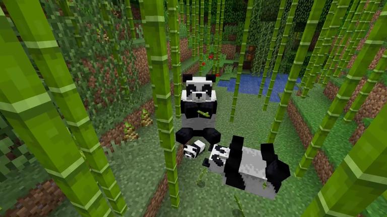 Panda Minecraft Mobs Wiki Fandom Powered By Wikia