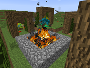 Large Village Murloc | Minecraft Mod World of Warcraft Wikia