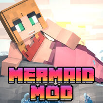 Mermaid Mod - Become a Mermaid in Minecraft