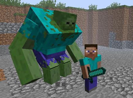 Mutant Zombie | Minecraft Mods Wiki | FANDOM powered by Wikia