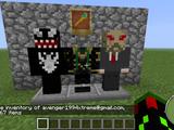 Super Villians in Minecraft