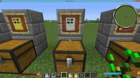 Dimension Doors Mod Spotlight - minecraft v1.6