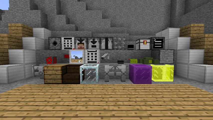 more doors mod 1.10.2