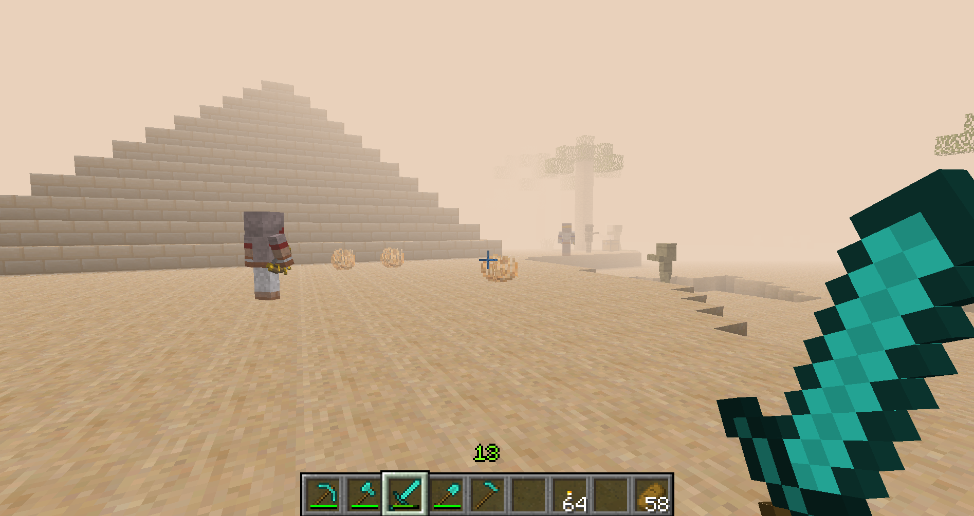 Atum: Journey Into the Sands | Minecraft Mods Wiki | FANDOM