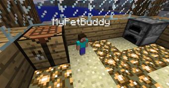 Pet Buddies Minecraft Mods Wiki Fandom