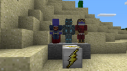 Superheroes Addon - DC Suits with Speed Dampener