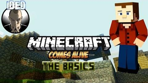 Minecraft comes Alive Mod Tutorial MC 1.8 - Minecraft Mondays