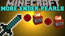 Minecraft More Ender Pearls