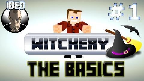 witchery mod minecraft guide
