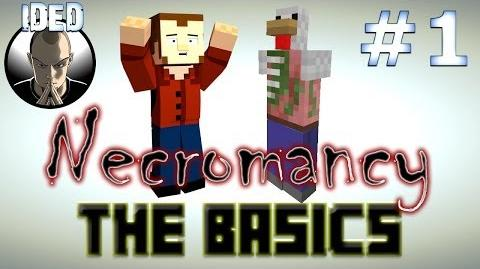 Necromancy Tutorial - The Basics - Minecraft Mod