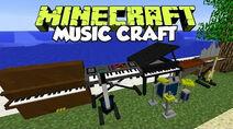 Minecraft music band - 2
