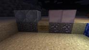 Fisk's Superheroes - Vibranium Ore, Block of Vibranium, Tutridium Ore, and Block of Tutridium