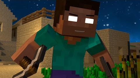 "♬ ""Take Me Down"" - Minecraft Parody of Drag Me Down by One Direction ♬"