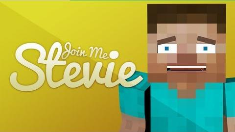 """Join Me Stevie"" - A Minecraft Parody of Carly Rae Jepsens' Call Me Maybe (Music Video)"