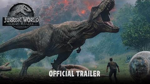 Jurassic World Fallen Kingdom - Official Trailer HD