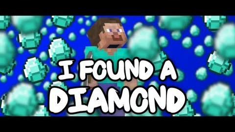 I Found A Diamond - An Original Minecraft Song