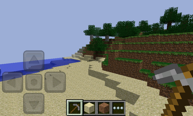 File:Minecraft pe 0.2.0 gameplay