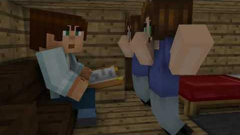 Waiting for New MC SM Content be Like (Minecraft Story Mode Animation)