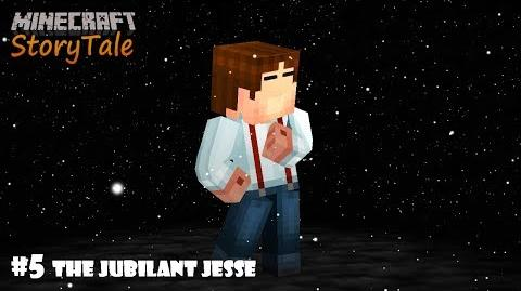(MMD) Minecraft StoryTale PART 5 - The Jubilant Jesse