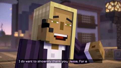 Minecraft Story Mode - Carrie Reprise