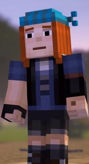 Petra Destiny Minecraft Story Mode Fan Fiction Wikia