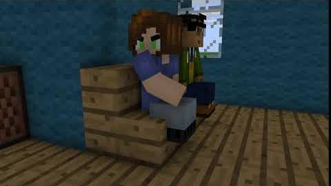 Whenever Jesse Sings Pt 2 (Minecraft Story Mode Animation)