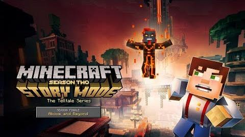 Minecraft Story Mode - Season Two - FINALE TRAILER
