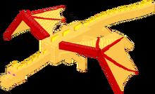The ender dragon by hvitved-d5ynq3j