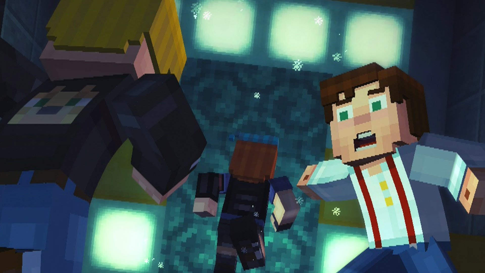 When Enemies Become Allies Minecraft Story Mode Fan Fiction