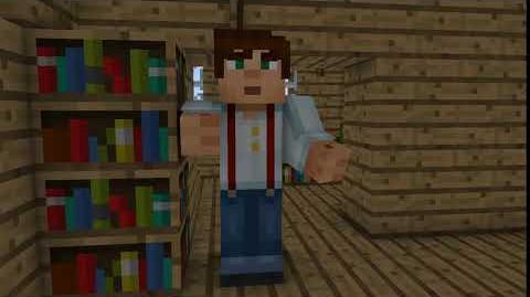 No Way, Jose (Minecraft Story Mode Animation)