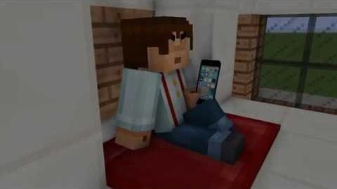 Whenever Jesse Sings (Minecraft Story Mode Animation)