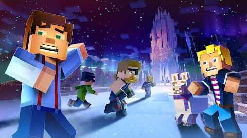 Minecraft Story Mode - Season Two - EPISODE TWO TRAILER