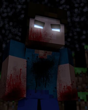 Herobrine Minecraft Story Mode Fan Fiction Wikia Fandom
