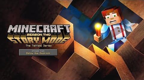 Minecraft Story Mode - Season Two - EPISODE FOUR TRAILER