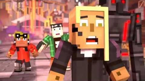 Minecraft Story Mode - The Destruction