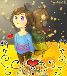 Minecraft story tale fan art thing by artistkamie-dba3zeq