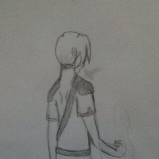 <b>The Puppet Early Sketch</b>