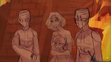 Grayson's Family