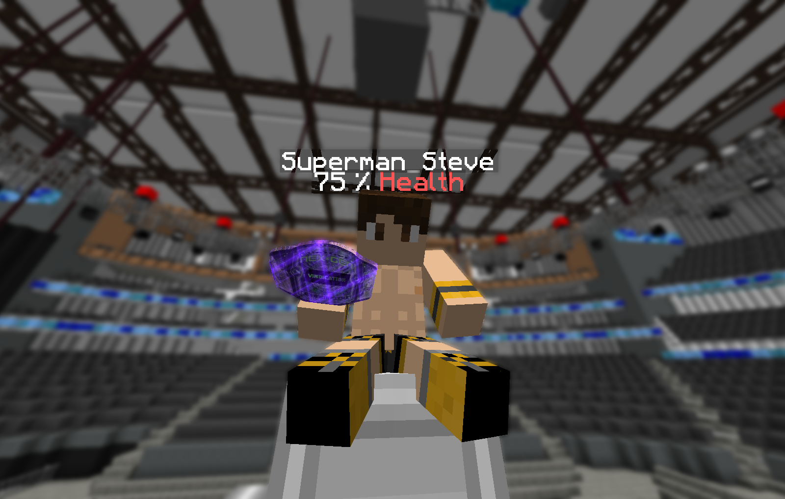 Superman Steve | Minecraft Xtreme Wrestling Wiki | FANDOM powered by