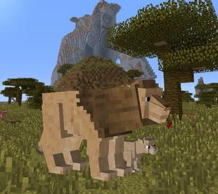 African Lion | Zoo and Wild Animals Mod *Rebuilt* Wiki | FANDOM