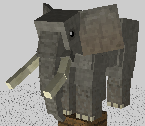 African Bush Elephant Zoo And Wild Animals Mod Rebuilt Wiki Fandom I hope you are able to use this adorable elephant in your own world. zoo and wild animals mod rebuilt