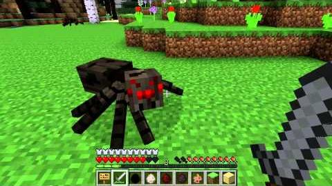 Minecraft Blocks & Items Neutral Mobs
